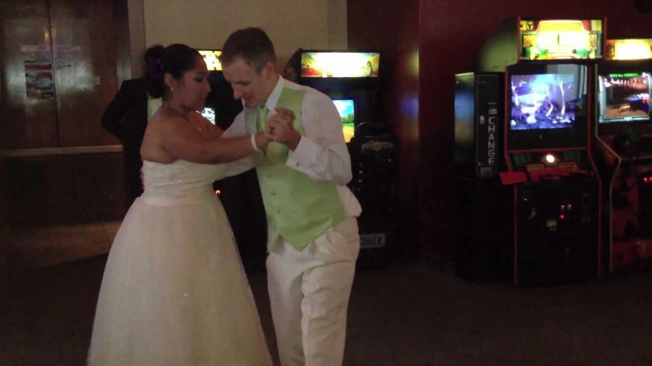 Argentine Tango Wedding Dance