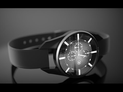 Samsung Gear S4 Concept With New Design ᴴᴰ
