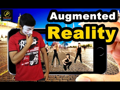 Augmented Reality Kya Hota Hai ?   What is Augmented Reality   Explained In Hindi