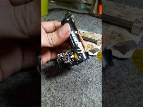 SQ8 mini DV with replacement Baterai