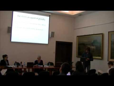 "Jan Kucharski ""How to punish in classical Greek rhetoric."""