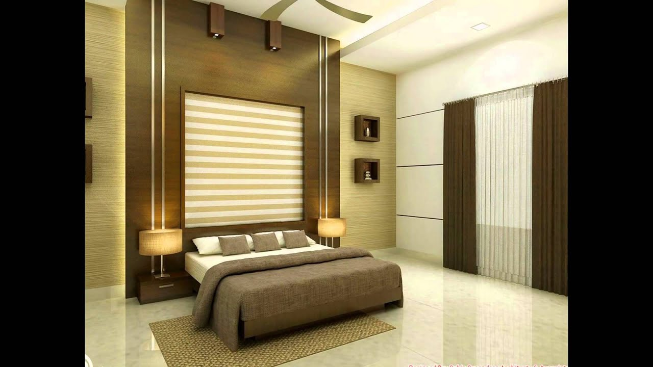 Bedroom Wallpaper 3d
