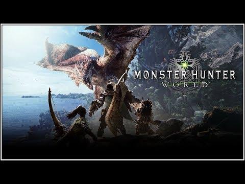 Monster Hunter: World 魔物獵人:世界|不動與轉身 thumbnail