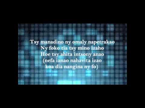 Noho Ianao   Marion  Lyrics N T