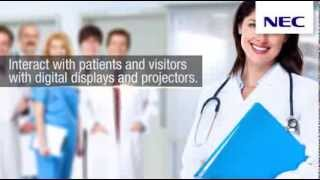 Healthcare Solutions   NEC Display Solutions thumbnail