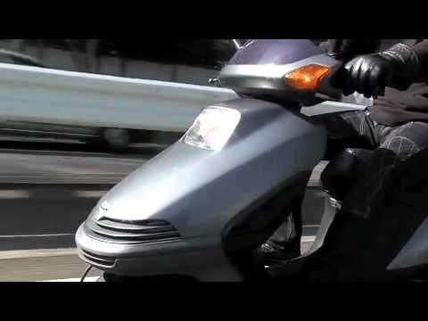 HONDA FREEWAY250 ホンダ フリーウェイ - YouTube