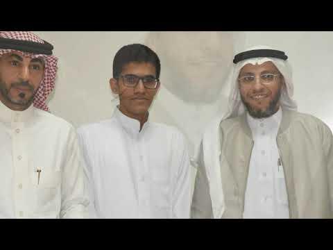مصطفى العلق يتألق في أولمبياد الرياضيات بمدرسة دار الحكمة امام 22 معلما للرياضيات1440