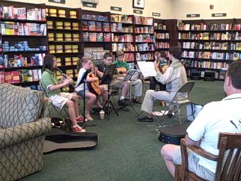 Pathway School of Discovery Ensemble at Barnes & Nobles 2010 F