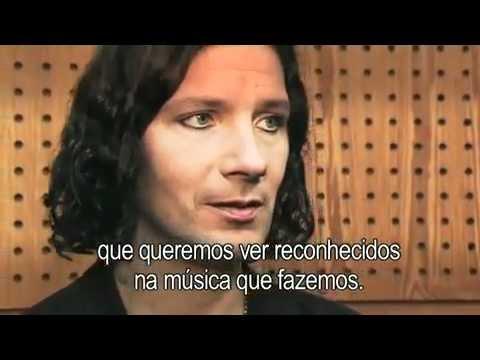 Rammstein - Christopher Schneider Interview 08-11-2009, Portugal - Cotonete