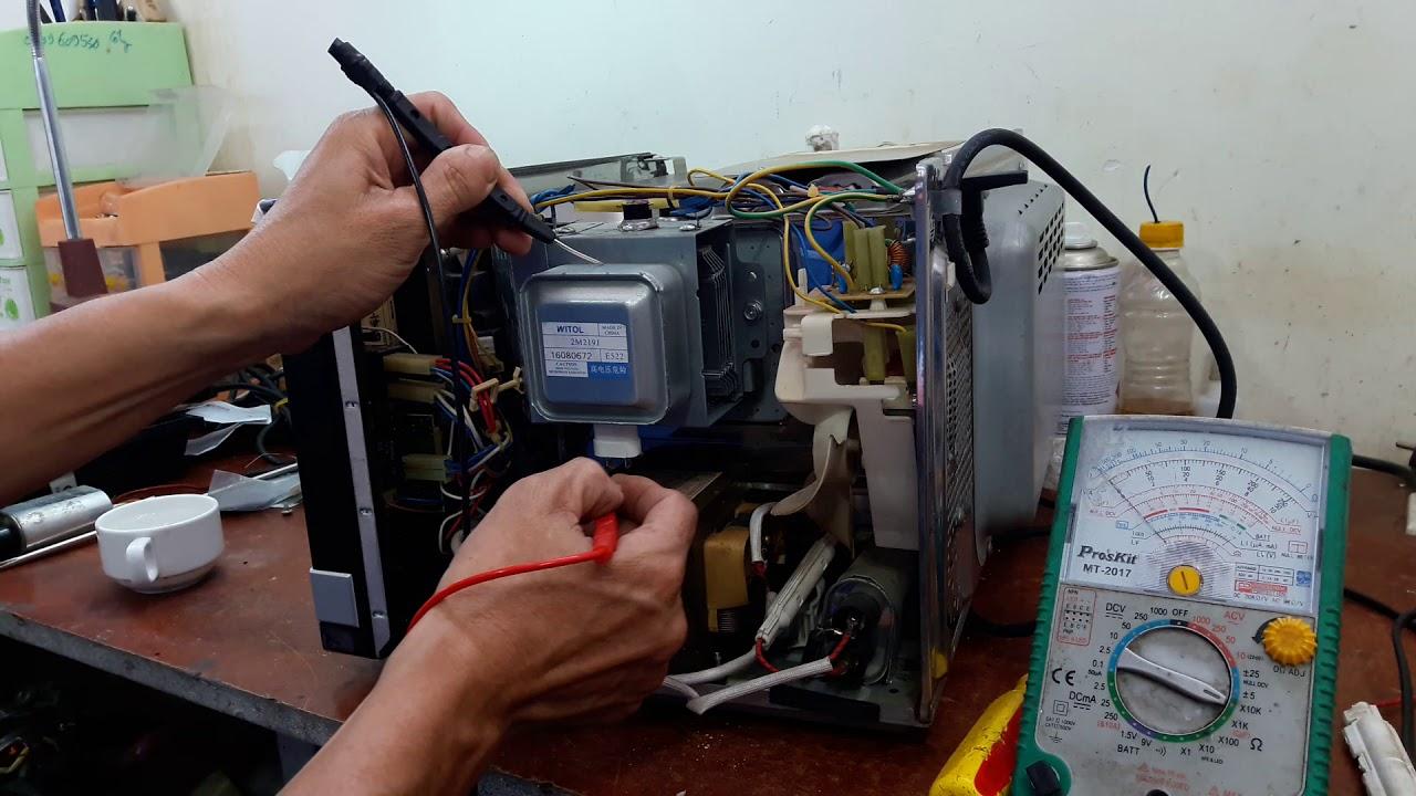 sửa chữa lò vi sóng sharp không nóng hay hư nhất.nhận sửa tại nhà 0909106234.tận tâm và bảo hành