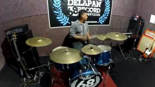 Lean On - Major Lazer (feat. Mø & DJ Snake) - Ardhy Jebe Drum Cover