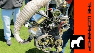 Can you TURBO a 2 stroke?
