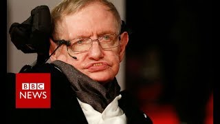 Visionary physicist Professor Stephen Hawking has died, aged 76. Ni...