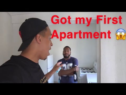 Got My First Apartment! Monumental!