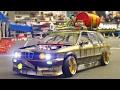 AMAZING RC DRIFT CAR RACE MODEL IN ACTION / Fair Erfurt Germany 2017