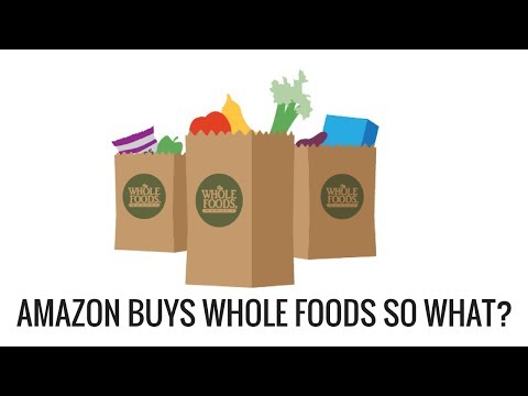 Forget about Amazon buying Whole Foods Focus on Your Business