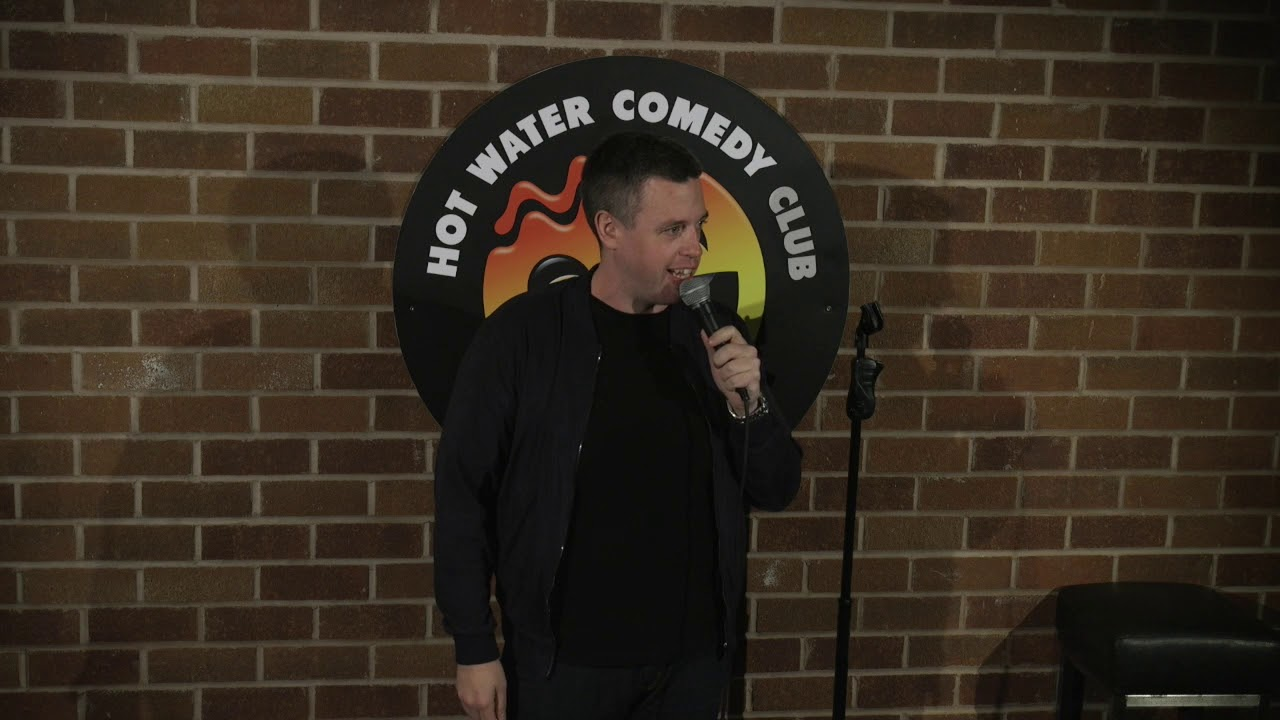 Nick Martinello   LIVE at Hot Water Comedy Club