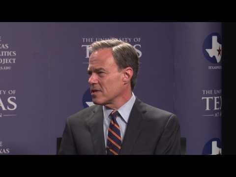 "Speaker Joe Straus discusses SB6, the Texas ""Bathroom Bill"""
