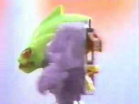 Transformers G1 Pretender Monsters and Monstructor Commercial 1989