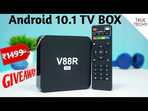 1499 Android Tv Box With Android 10 1 Free Jiotv Live Tv Turn Your Non Smart Tv Into Smart Tv Youtube