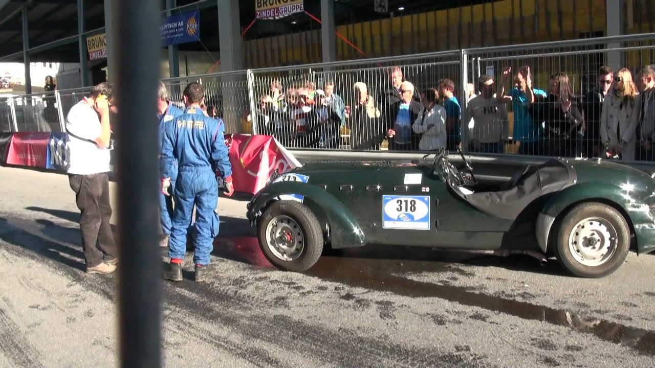 Arosa Classic Car 2010