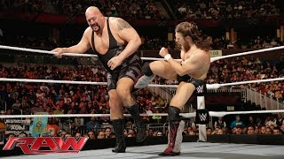 Daniel Bryan vs. Big Show: Raw, February 16, 2015