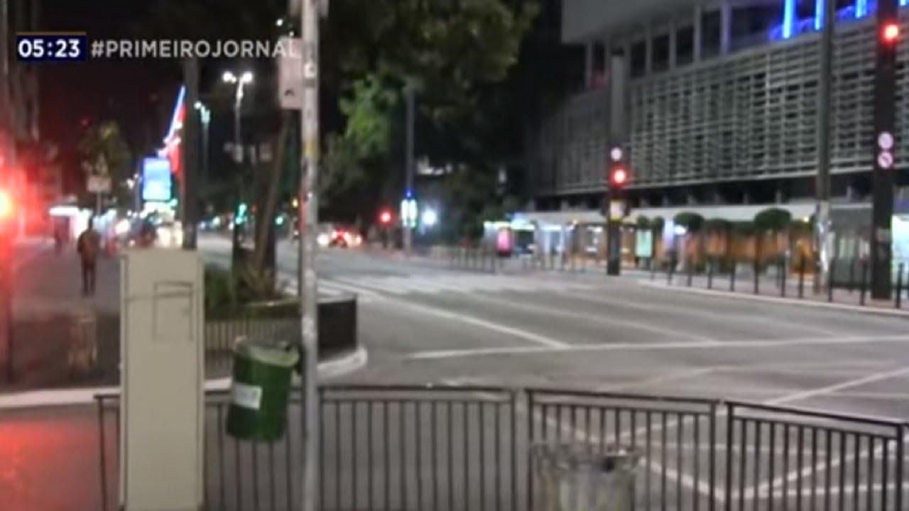 Notícias - Cidade de São Paulo estende megaferiado até segunda (25) - online
