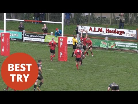 Amateur rugby player scores what has been hailed the best try ever