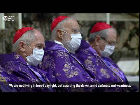Pope begins Advent with new cardinals