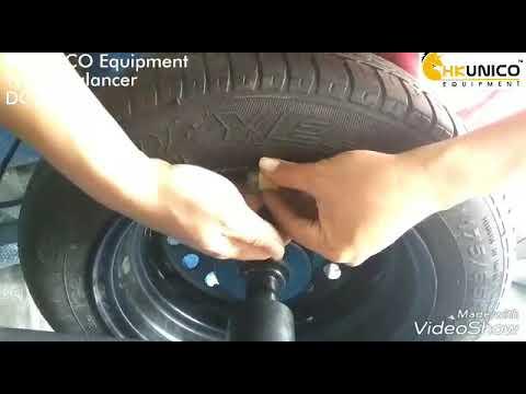 HKUNICO  -  Digital Wheel Balancers  -  DCB-E01
