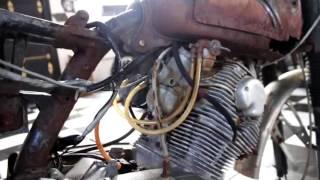 1967 Honda CL77 Scrambler 305