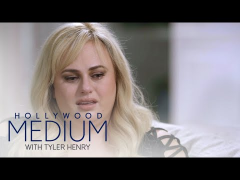 Rebel Wilson Cries During Tyler Henry's Touching Reading | Hollywood Medium With Tyler Henry | E!