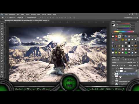 Speedart #32 Epic Assassins Creed Wallpaper