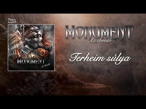 Monument - Terheim súlya (Hivatalos szöveges videó / Official Lyric Video)
