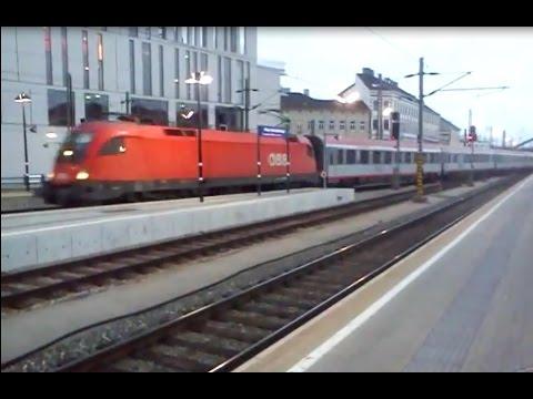 Wiena Westbahnhof (Vienna train)