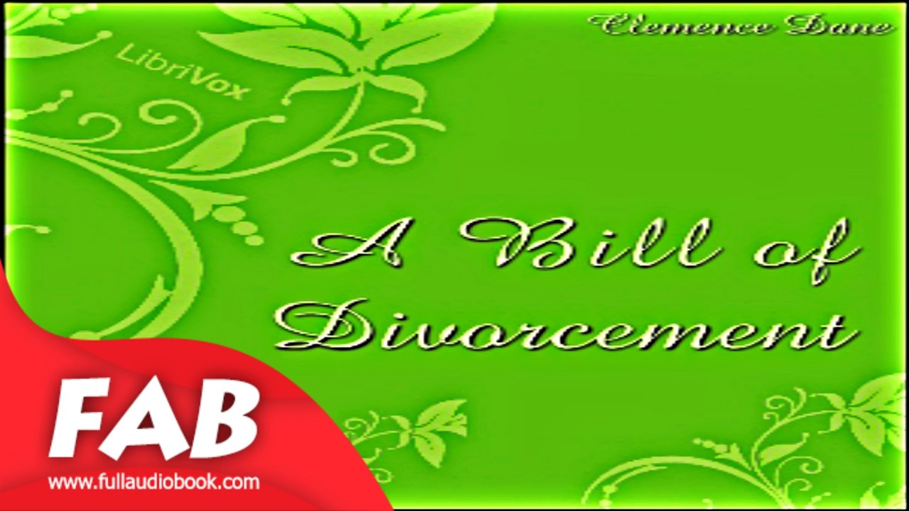 Download A Bill of Divorcement Full Audiobook by Clemence DANE by Tragedy Fiction