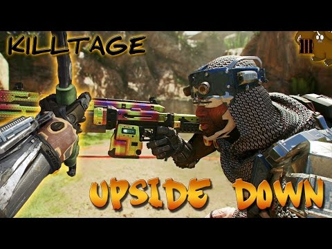 Upside Down | Call of Duty: Black Ops 3 | Epic Kill Montage