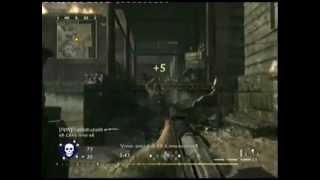 Call of duty montage CoD5: Opération Coconut / I think I have broken my L1 button