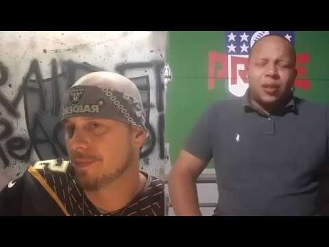 RAIDER ReACTION featuring 👻 GHOST to the POST 👻 w/ Prime and The Commish. (Aired 10/4/17)