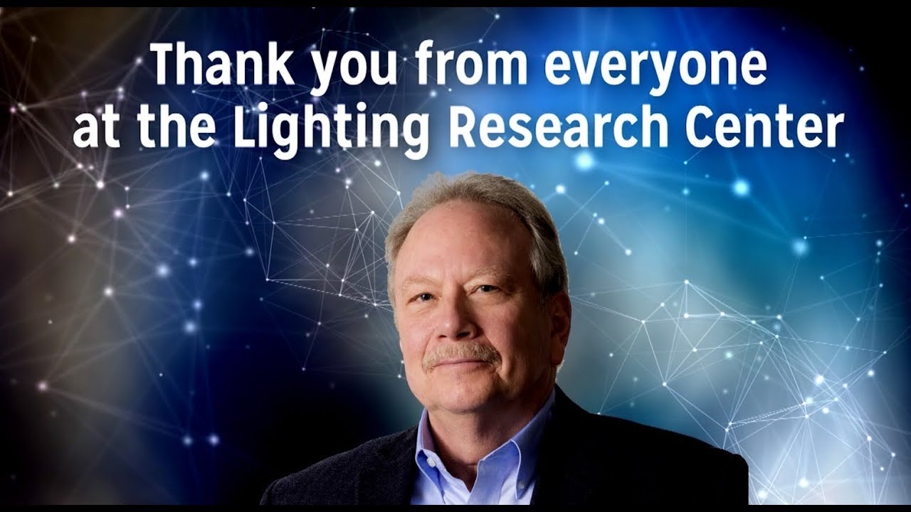 Lighting Research Center Partneru0027s Day 2017 Tribute to Mark Rea Director  sc 1 st  YouTube & Lighting Research Center Partneru0027s Day 2017: Tribute to Mark Rea ... azcodes.com