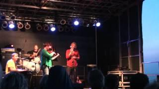 Viel zu weit - Die Zöllner & Anja Hawlitzki @ 3 Reriker Liedersommer, 12. Juli 2013