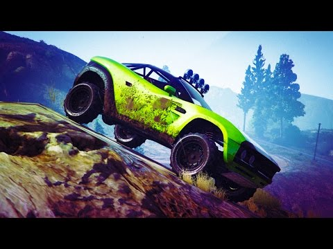 BEST Rally & Motocross Championships (GTA 5 Funny Moments)