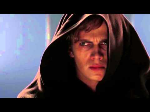 Star Wars - Anakin Skywalker's Story (The Rise and Fall) [HD]