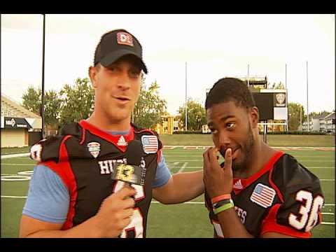 Jordan Lynch Interviews NIU Freshman Draco Smith