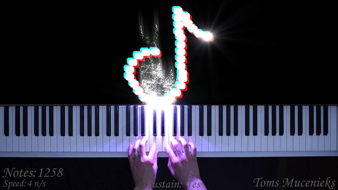 Top 5 Tiktok Songs Played On Piano Youtube