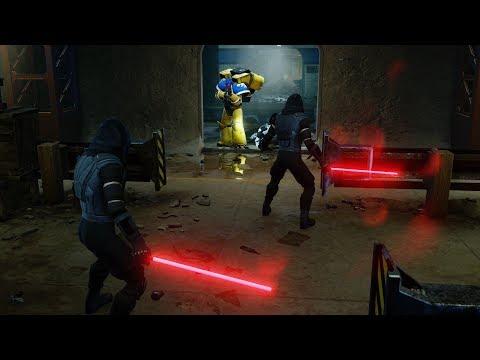 XCOM 2: Celestial Lions Attack Some Sith! Advent to Empire Mod Showseries P12