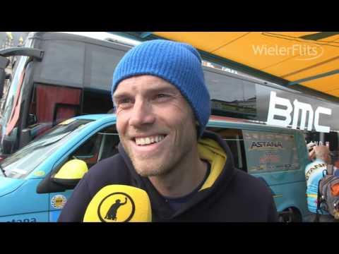Vier lekke banden voor Lars Boom in Ronde van Vlaanderen - WIELRENNEN