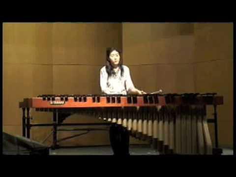 Marshmellow (David Friedman) Performed By Hiromi Shigeno, Marimba