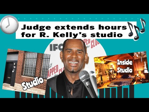 R Kelly BEGS To have access To Chicago Studio After Hours Mp3