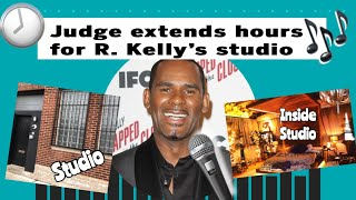 R Kelly BEGS To have access To Chicago Studio After Hours